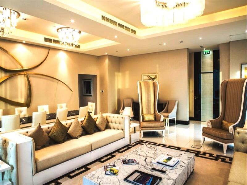 Fully Furnished 3BR Penthouse, Burj View, The Signature