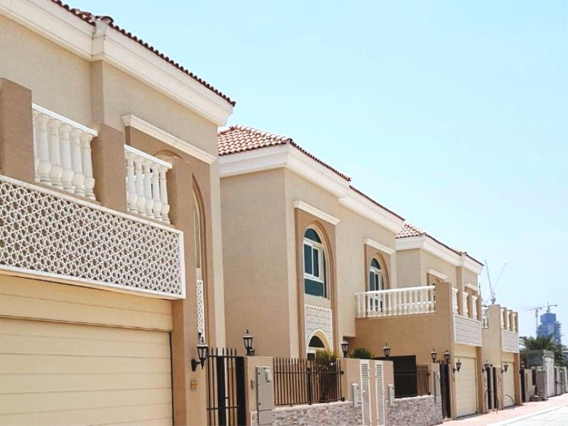 Luxurious 5 BR Villa + Maids + Pool, JVC
