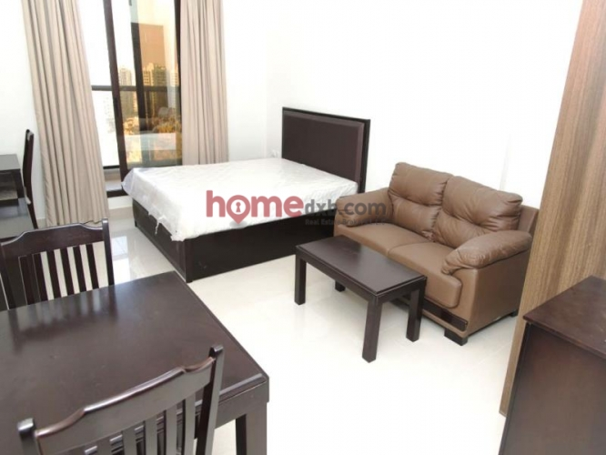 Golf Course View, Furnished 3 BR Apt, Elite Sports 10
