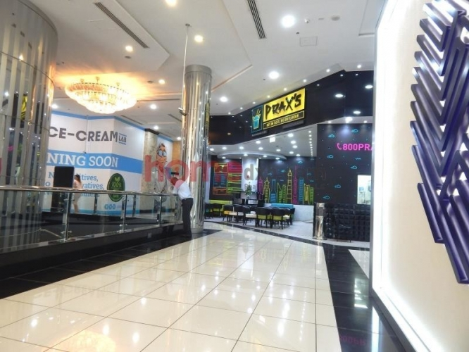Semi Fitted Retail Space, Low Floor, I-Rise