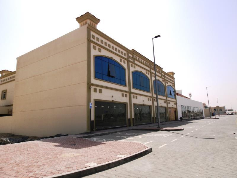 G+M Commercial Retail Space, Hessa Street