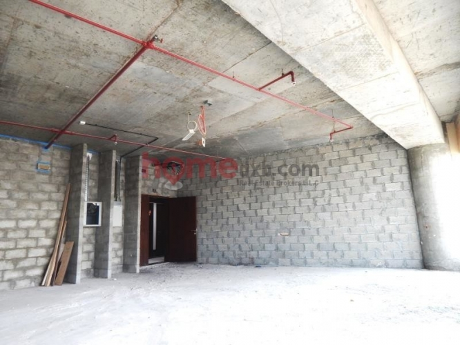 Large Shell and Core Office, Sea View, 25 Parking, I-Rise