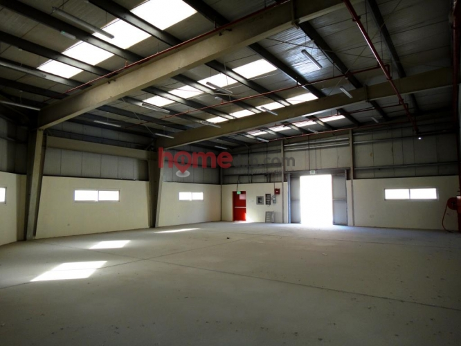 Large Insulated Warehouse, Jebel Ali Ind. Area