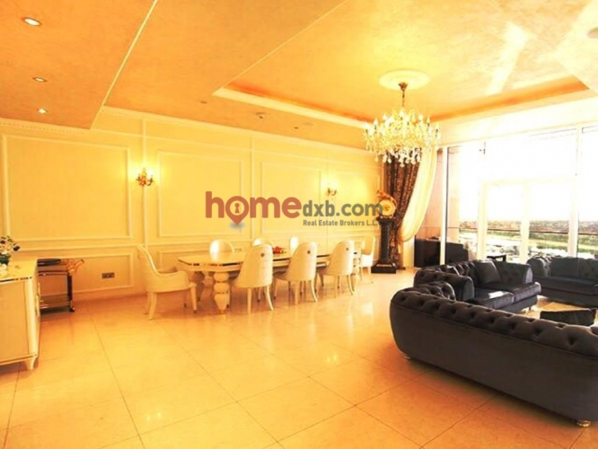Atlantis-Sea Views, 3 BR Apartment, Tiara Res