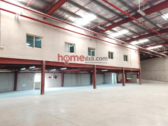 Brand New Large Warehouse + Offices, DIP2