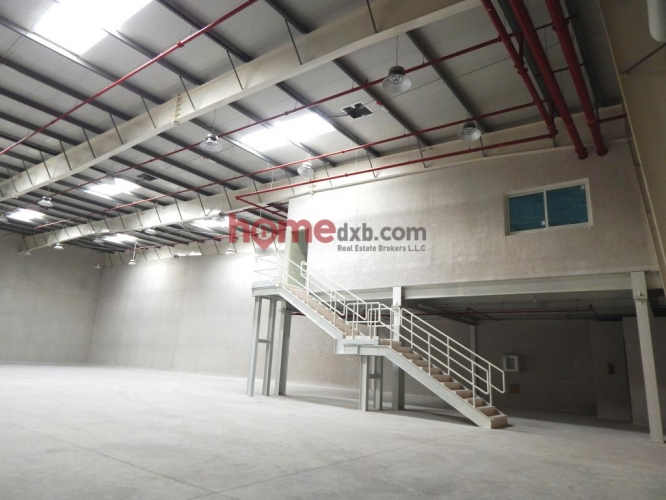 Brand New Large Warehouse, High Power Load, DIP 2