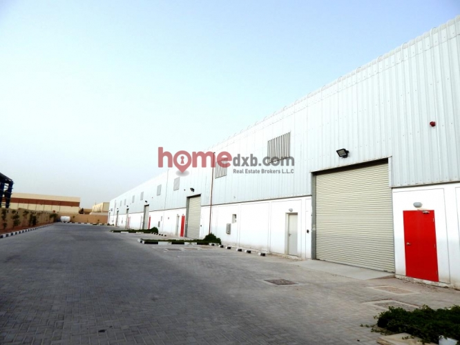 DIP 2, Brand New Warehouse + Office Space